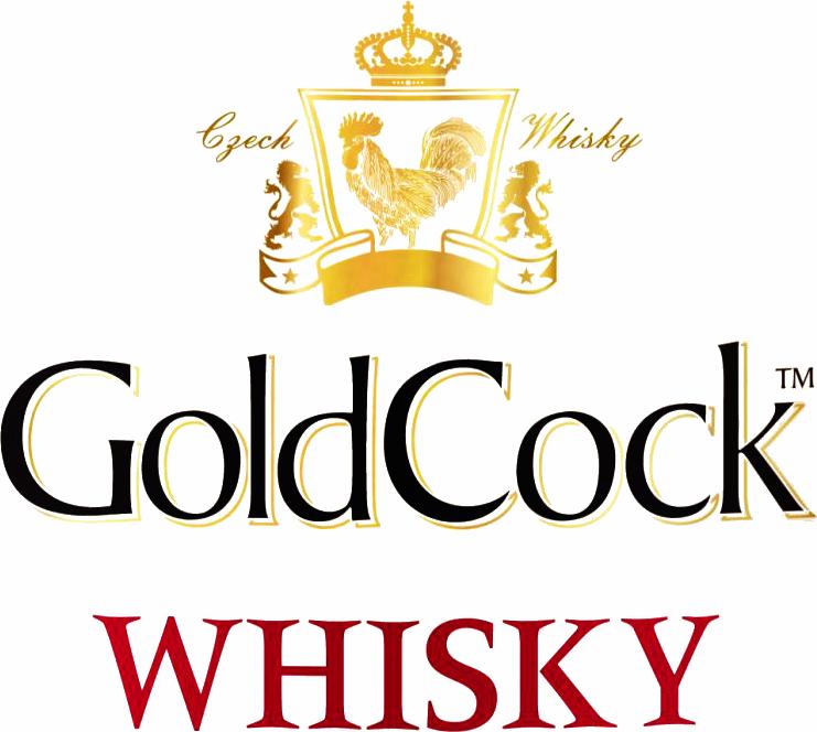 Česká whisky Gold Cock