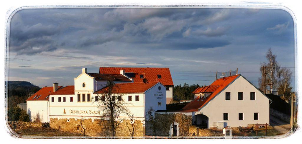 Destilérie Svach na Svachovce