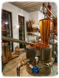 Destilační kotel Svach