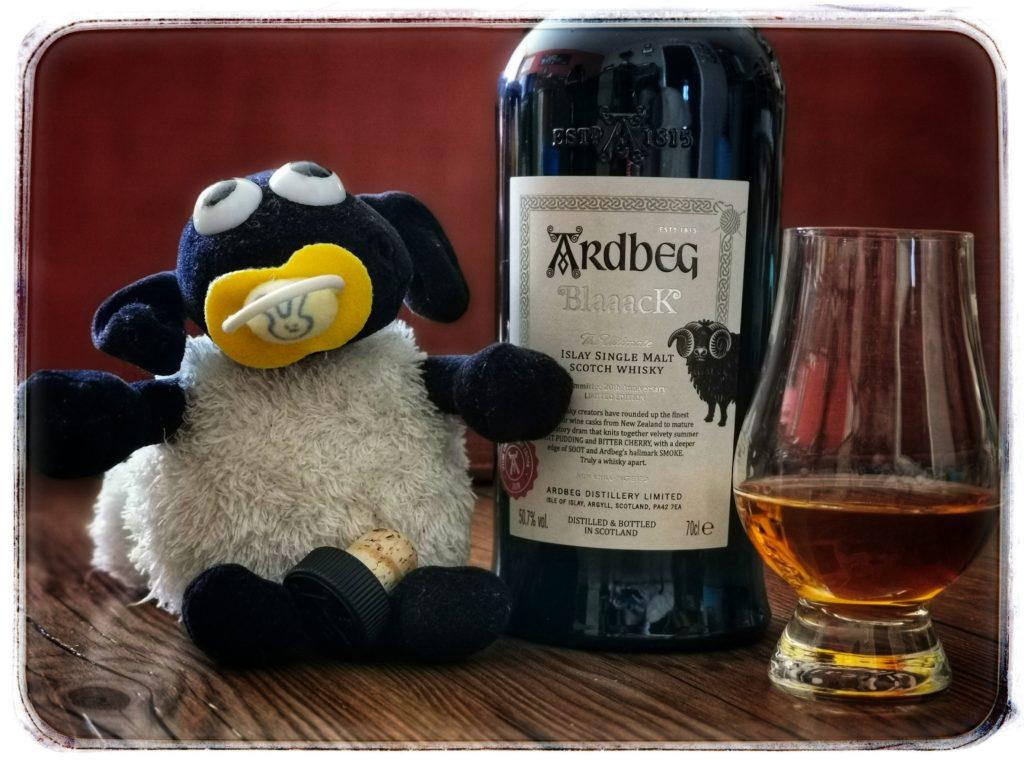 Recenze whisky Ardbeg BlaaacK