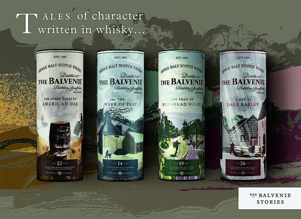 Balvenie Stories Collection