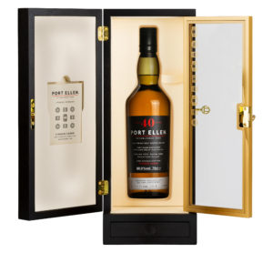 Nová whisky Port Ellen 40 Years Old 9 Rogue Casks