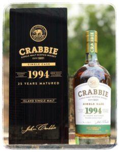Crabbie 1994 Single Cask