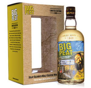 Big Peat 8 Year Old A846