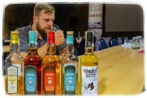Setkání whiskařů Martin Kavka