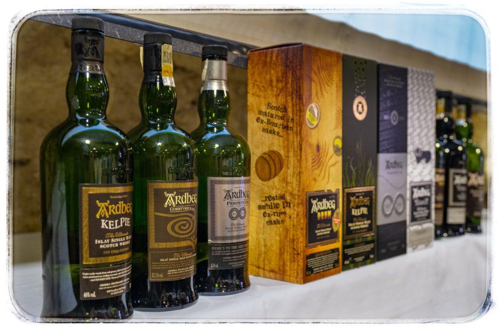 Setkání whiskařů Ardbeg