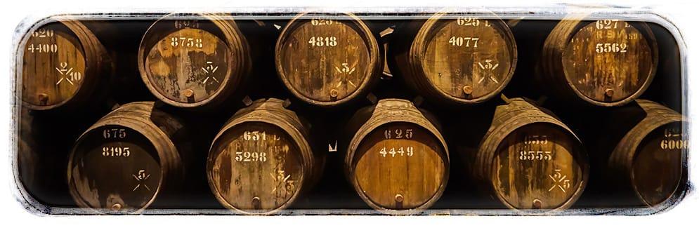 zrání whisky