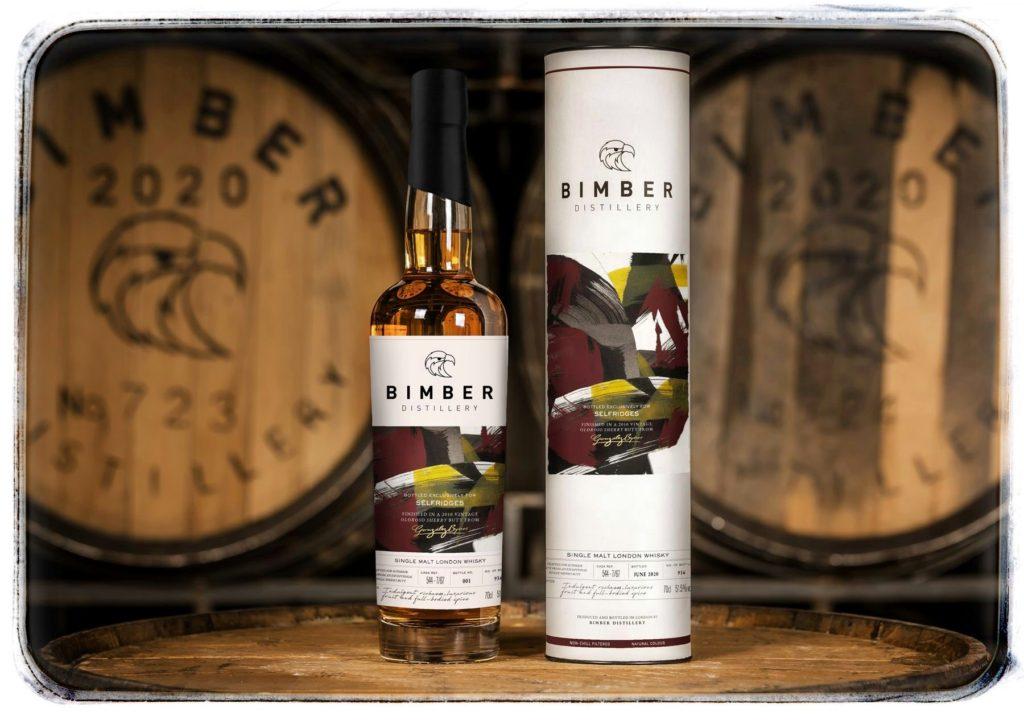 Nová whisky Bimber