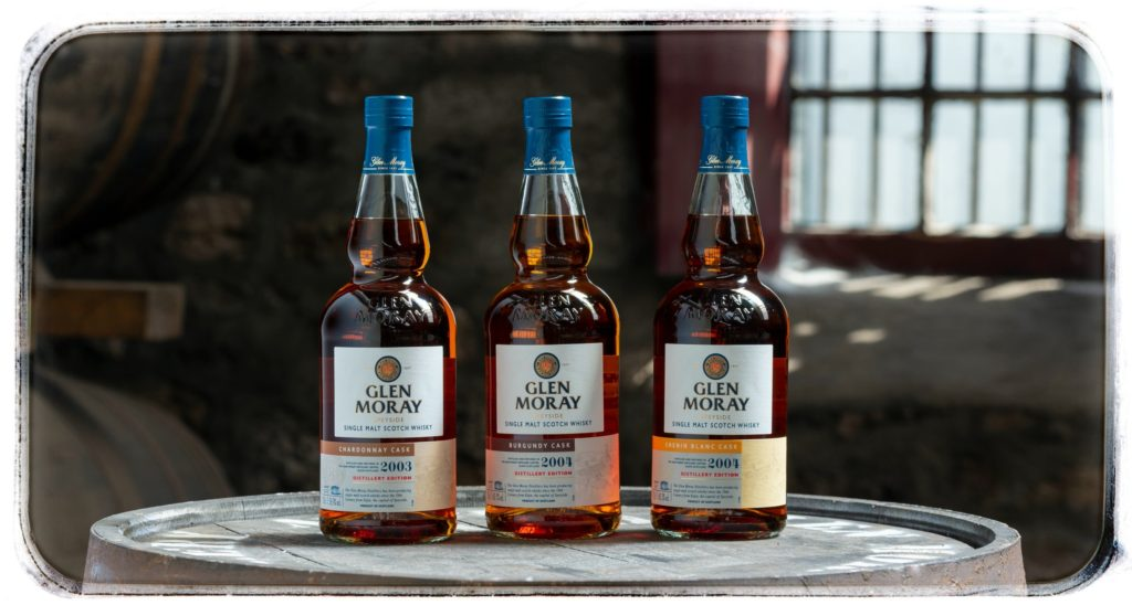 Glen Moray Distillery Edition