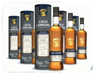Loch Lomond European Tour