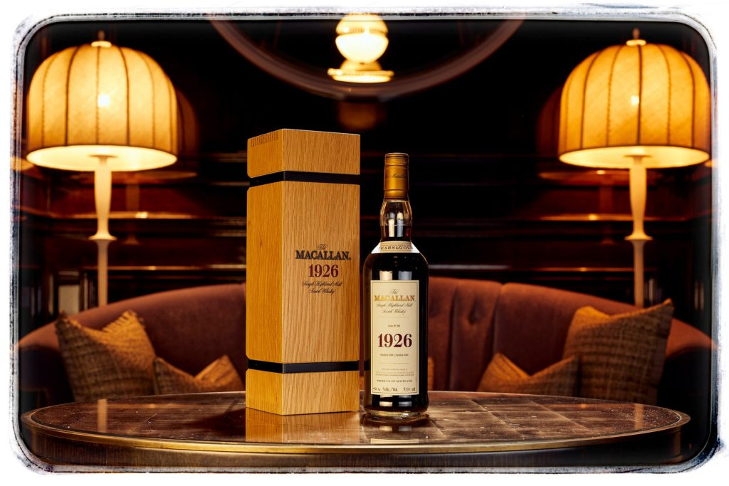 whisky aukce
