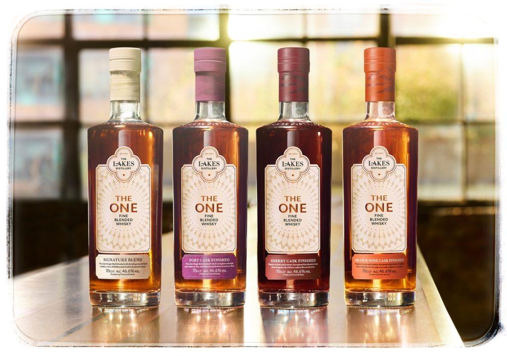 Nová whisky Lakes The One