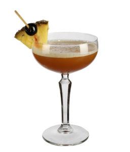 Whisky koktejly Algonquin