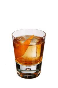 Whisky koktejly Old Fashioned