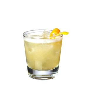 Whisky koktejly Whisky Sour