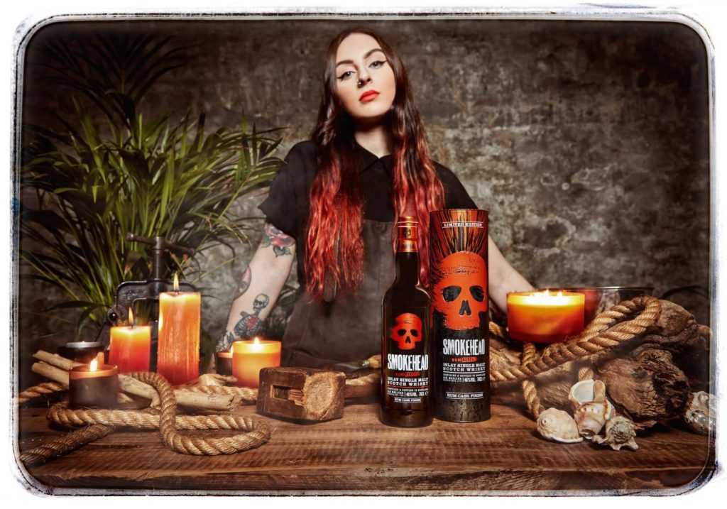 Smokehead Rum Rebel