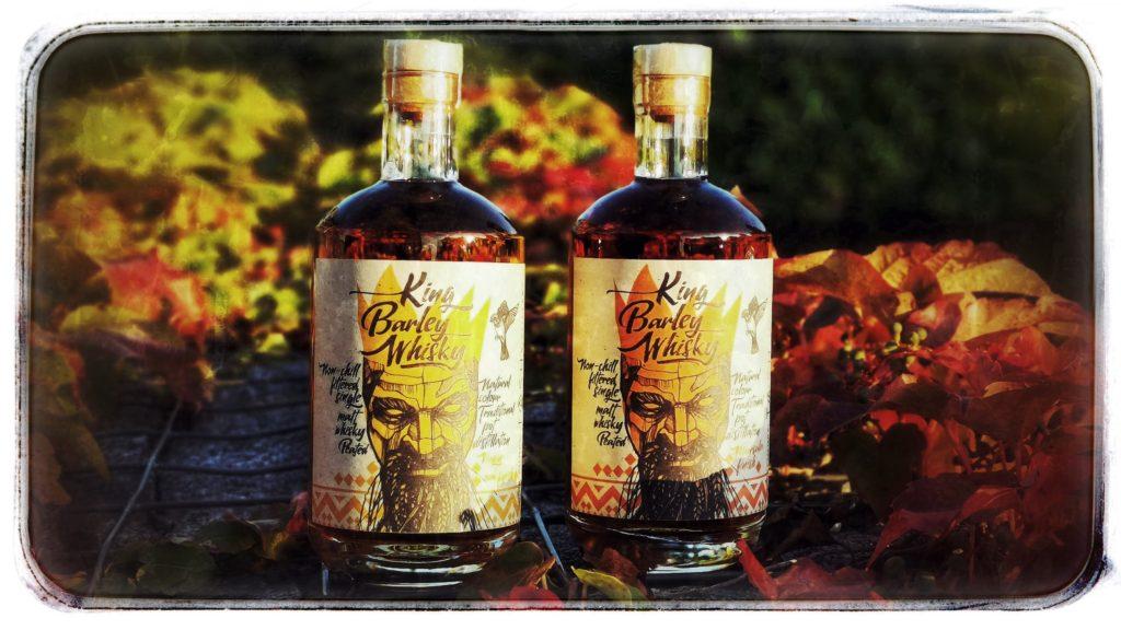 Recenze whisky King Barley