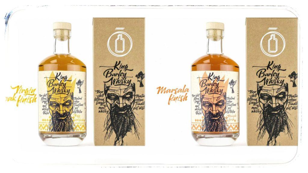 Whisky King Barley