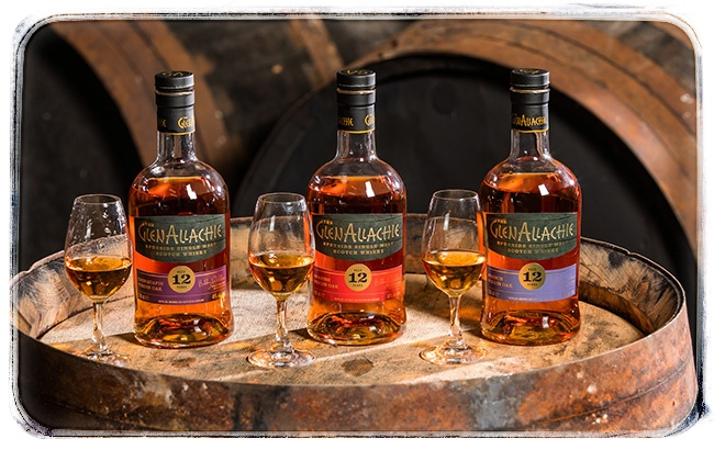 GlenAllachie Virgin Oak Series