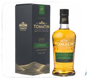 Tomatin 2006 Fino Sherry Casks
