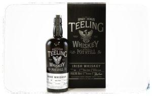 Rekordní aukce Teeling Whiskey Celebratory Single Pot Still