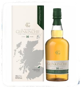 Four Corners of Scotland Glenkinchie 16 Year Old