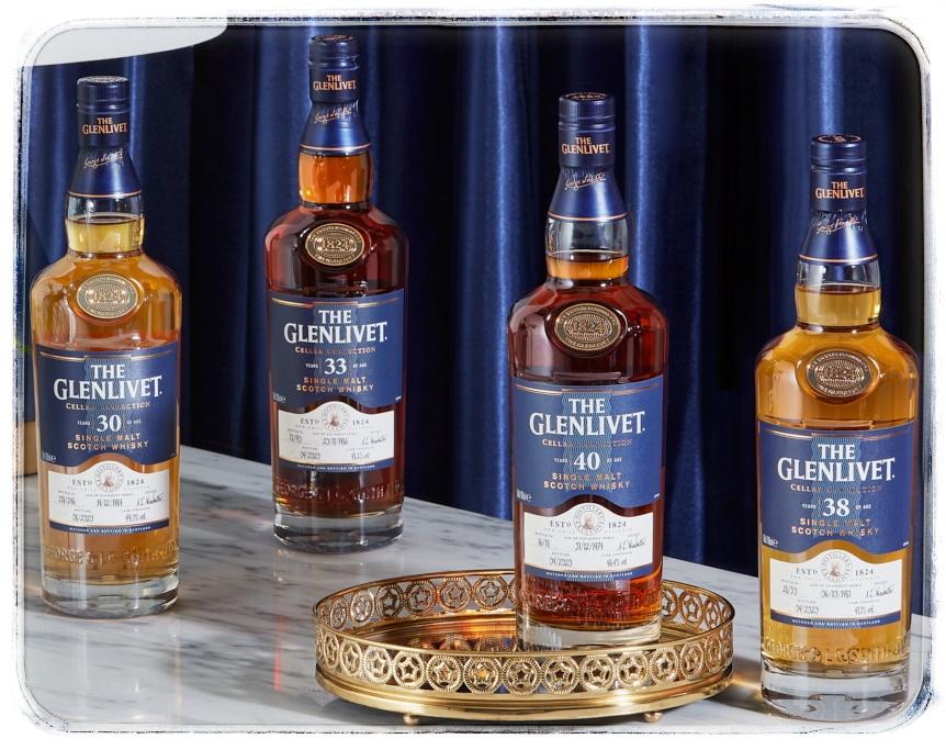 nová whisky glenlivet