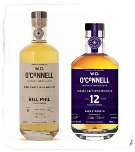 W.D. O'Connell The Bill Phil Batch 02 a W.D. O'Connell 12 Year Old Sherry Single Cask