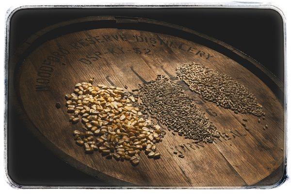 výroba americké whiskey