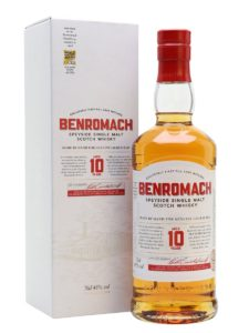 Recenze whisky Benromach 10 Years Old