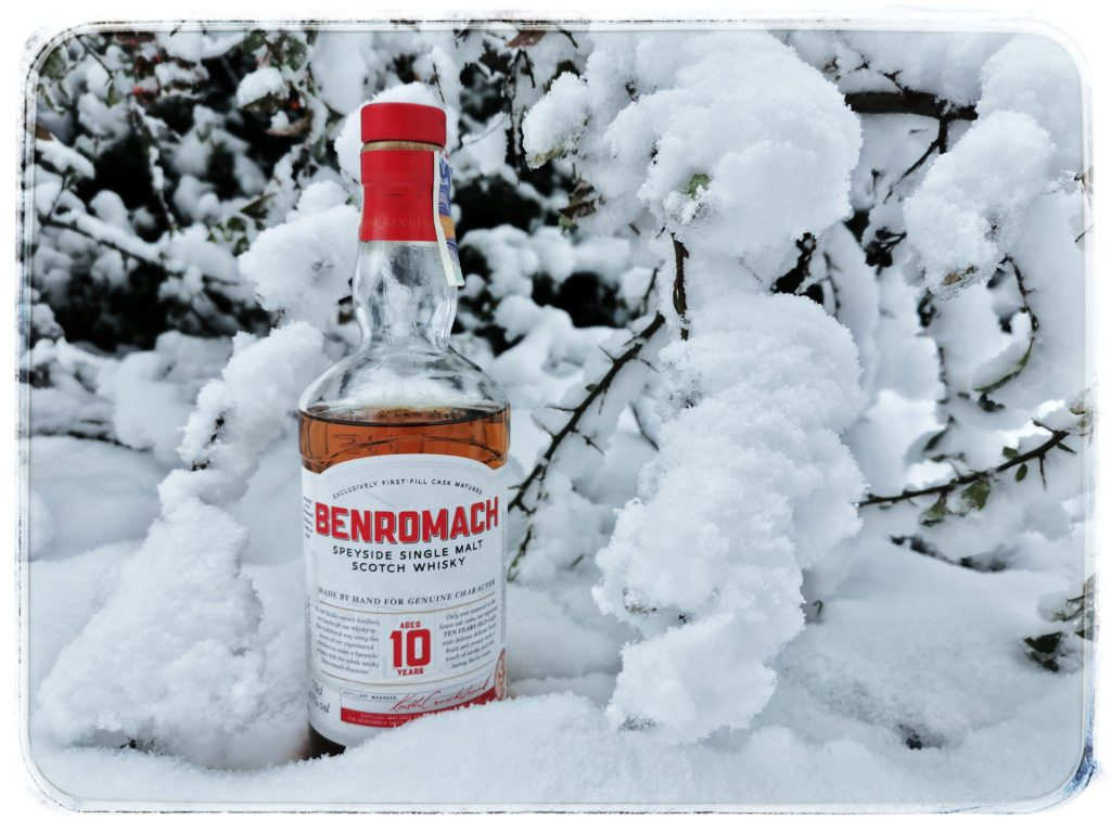 Recenze whisky Benromach 10 Year Old