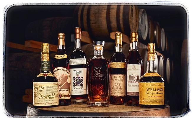 historie americké whiskey