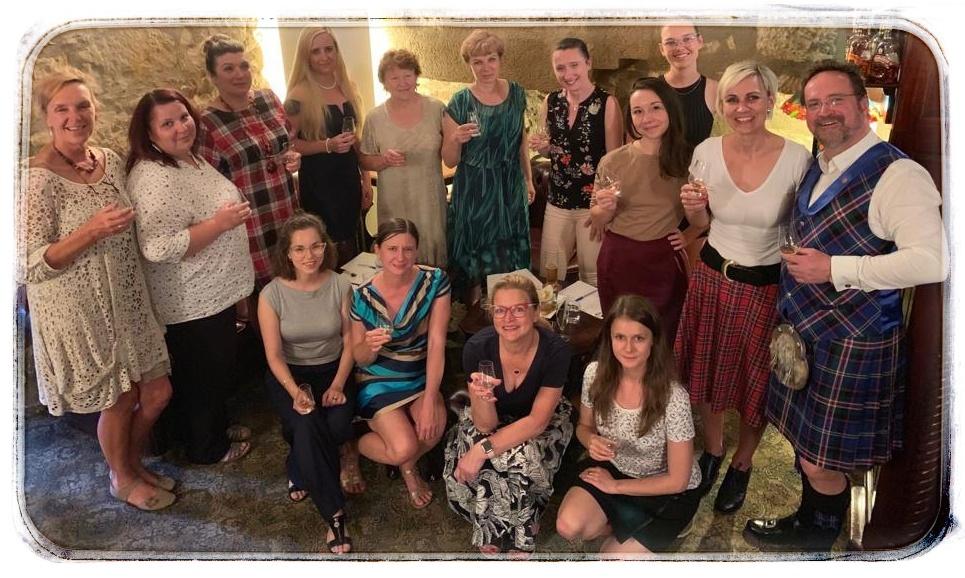 Ladies Whisky Club