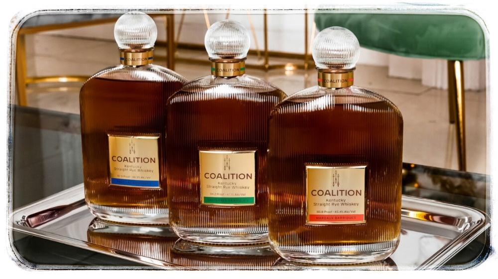 Coalition Barrel-Finished Ryes