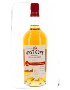 West Cork Stout Cask Irish Whiskey
