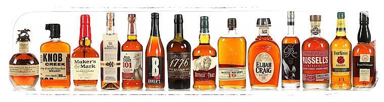 americká whiskey