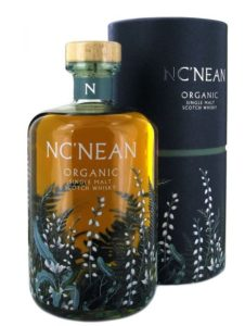 Recenze whisky Nc'nean Organic Batch 1