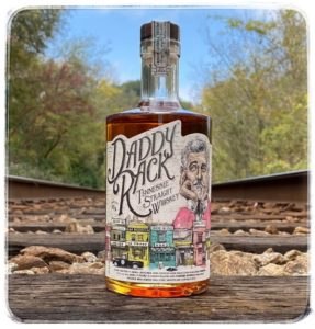 Daddy Rack Tennessee Straight Small Batch Whiskey