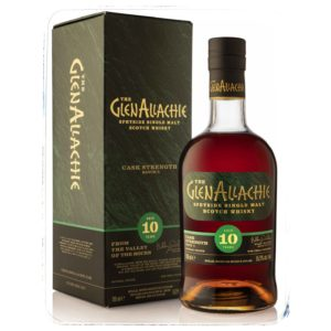 GlenAllachie 10 Year Old Cask Strength Batch 5