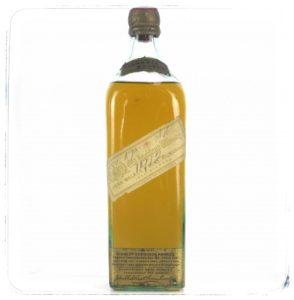 John Walker Old Highland Whisky