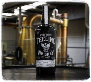 Teeling Whiskey Distillery Exclusive Irish Virgin Oak