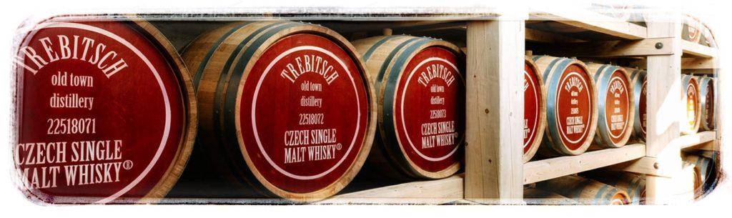 Česká whisky Trebitsch