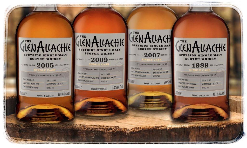 GlenAllachie single cask