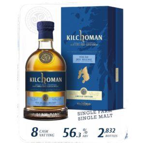Kilchoman 2021 Fèis Ìle Release