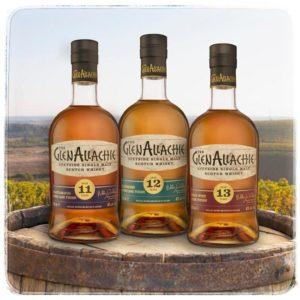 GlenAllachie Wine Cask Finish