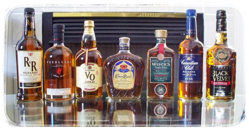 Kanadská whisky