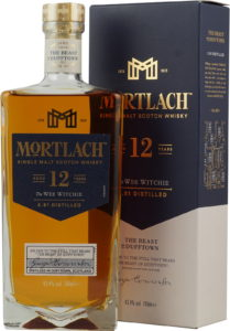 Recenze Mortlach 12 Year Old Wee Witchie