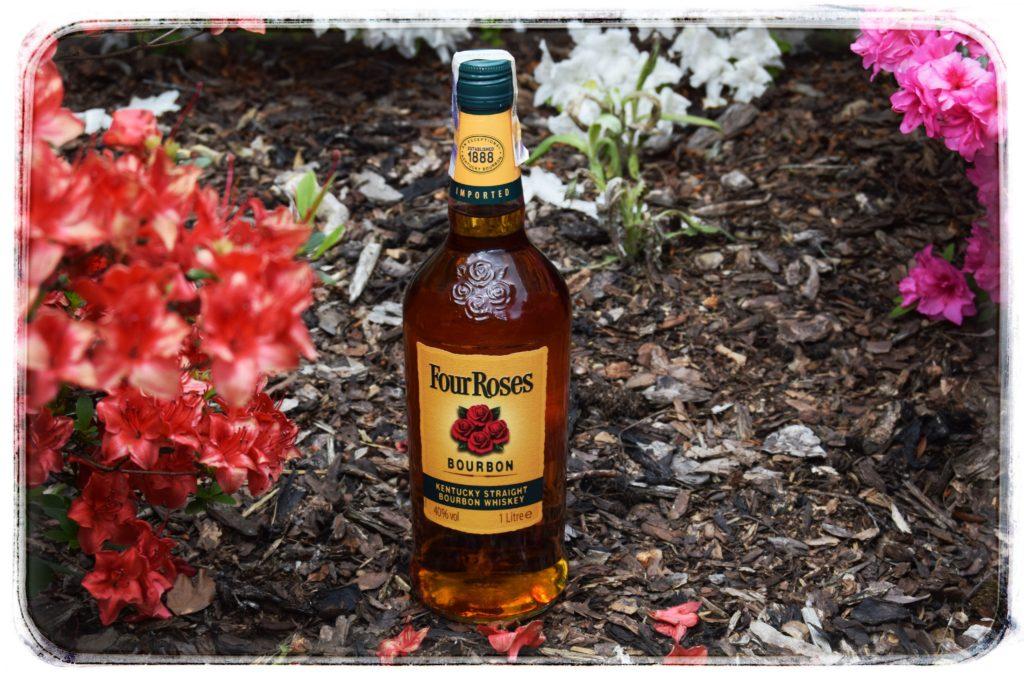 Recenze Four Roses Kentucky Straight Bourbon Whiskey