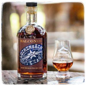 Balcones Luckenbach Texas Whisky