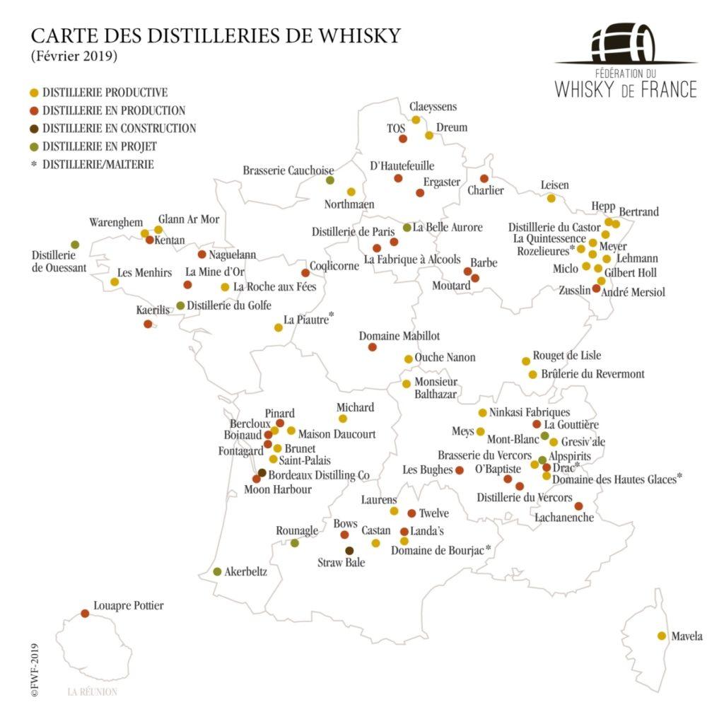 francouzská whisky